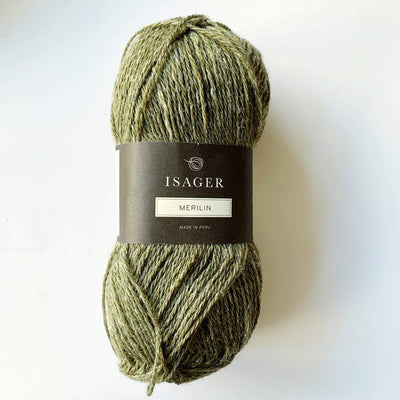 Merilin (2) Isager Yarn Merilin 43