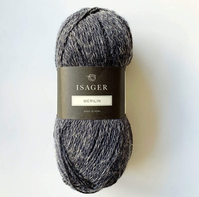 Merilin (2) Isager Yarn Merilin 47