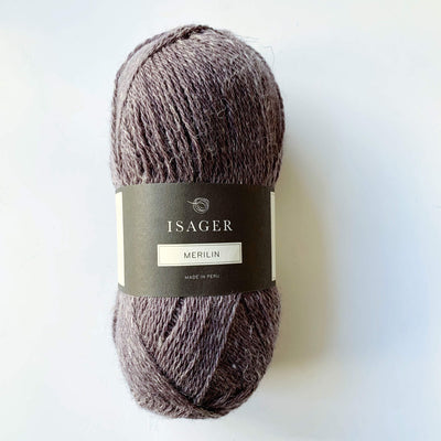 Merilin (2) Isager Yarn Merilin 65