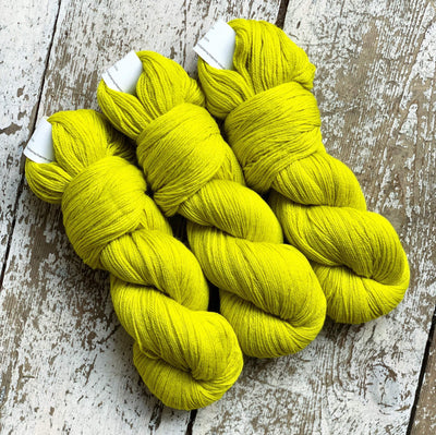 Merino Cloud Artyarns Yarn 378 Chartreuse