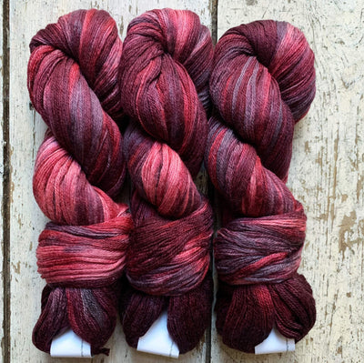 Merino Cloud Artyarns Yarn 915 Ruby Port