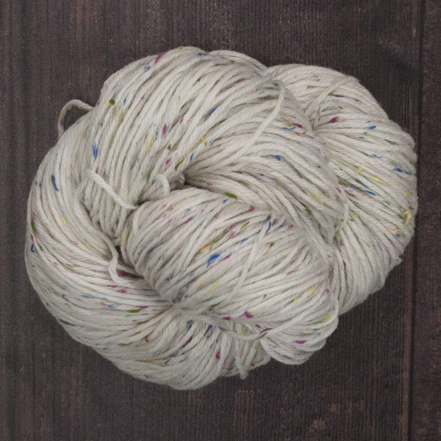 Merino Donegal Multi-Coloured DK - Undyed Undyed Yarn