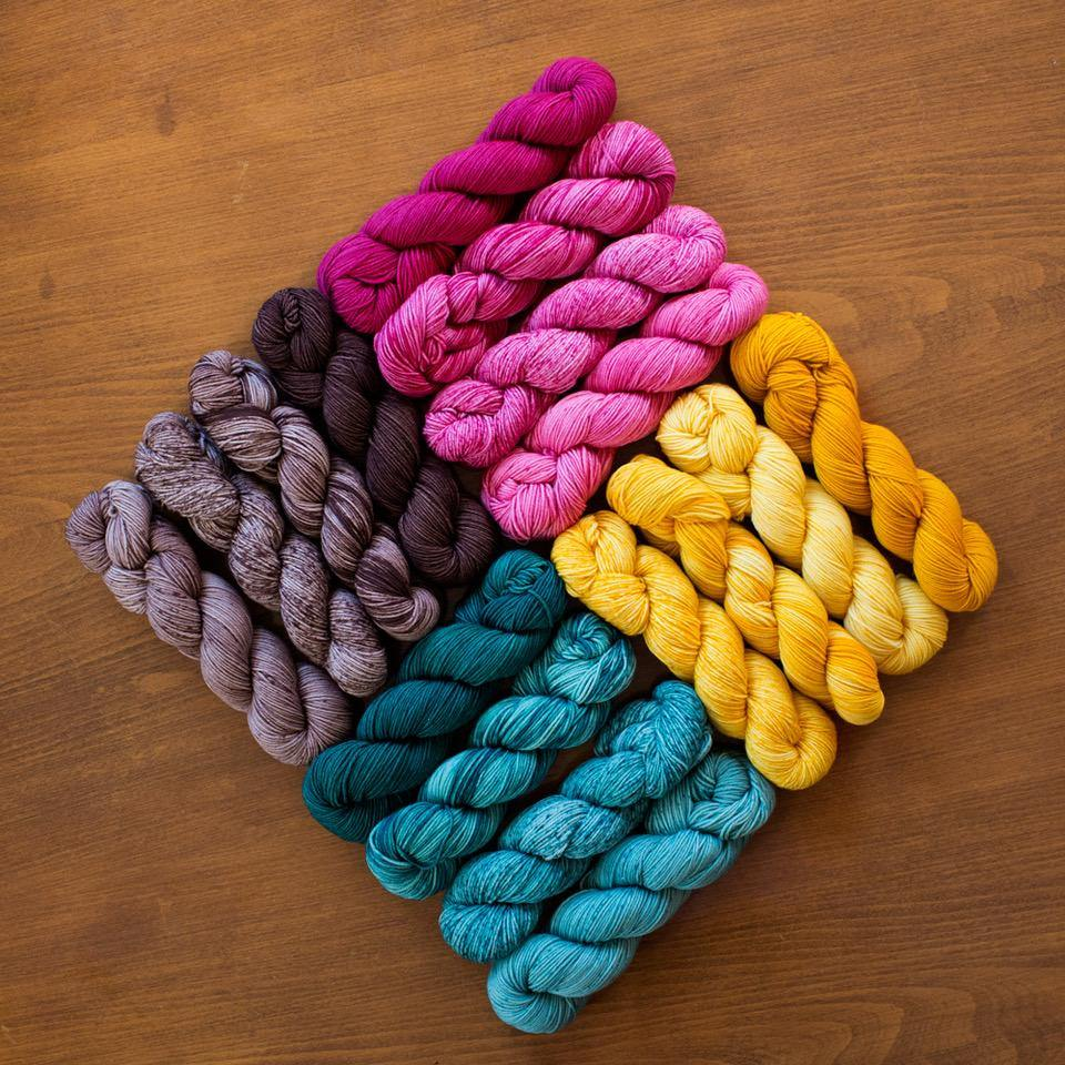 Merino Gradient Kits Urth Yarns Yarn
