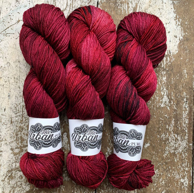 Merino Sport The Urban Purl Yarn Bleeding Heart