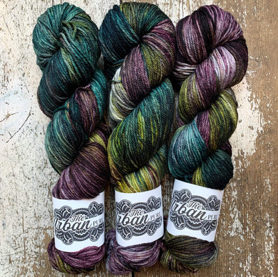 Merino Sport The Urban Purl Yarn Hecate