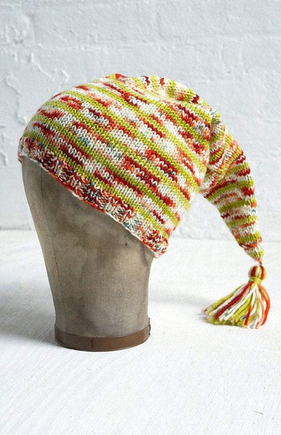 Nightcap Hat Pattern Manos del Uruguay Pattern