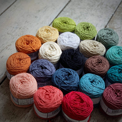 Nikkim by Vinnis Colours Vinnis Colours Yarn