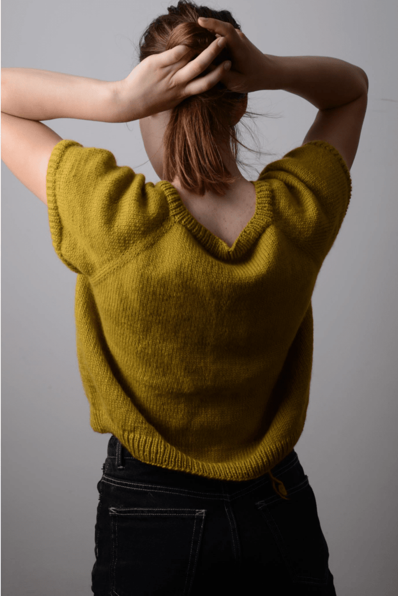 No Frills Pullover Pattern Mrs Moon Pattern