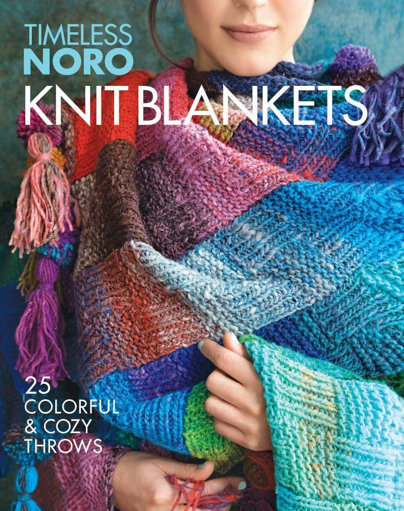 Noro Knit Blankets Noro Book