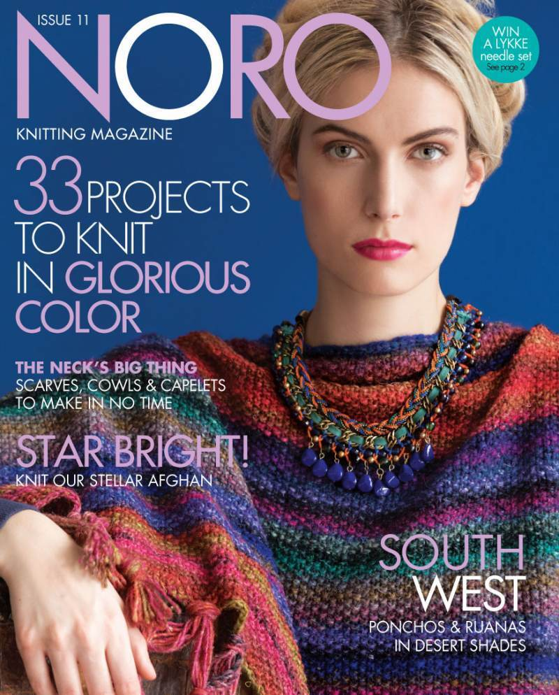 Noro Magazine Issue 11 Noro Magazine