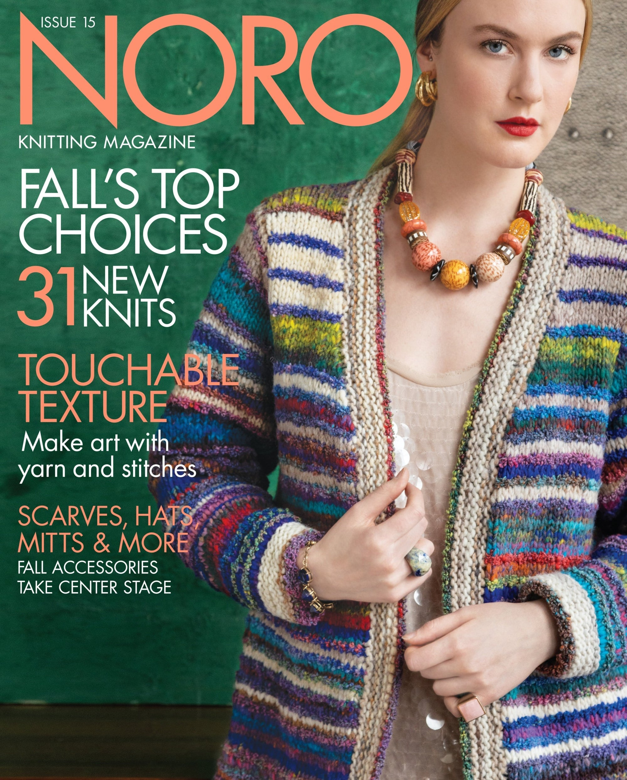 Noro Magazine Issue 15 Noro Magazine