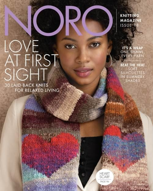 Noro Magazine Issue 18 Noro Magazine