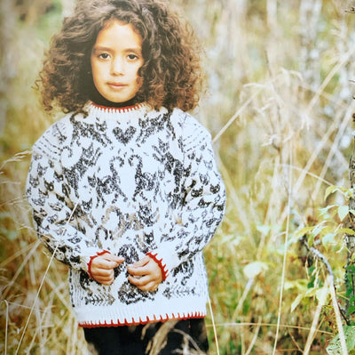 Norwegian Knitting Designs Search Press Book