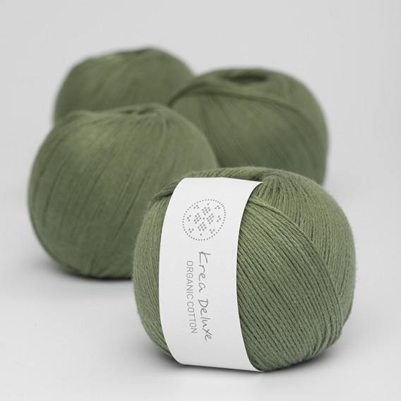 Organic Cotton Krea Deluxe Yarn No 36