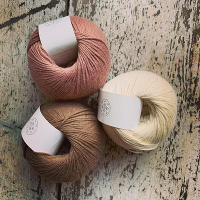 Organic Cotton Krea Deluxe Yarn