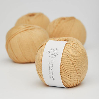 Organic Cotton Krea Deluxe Yarn No 06