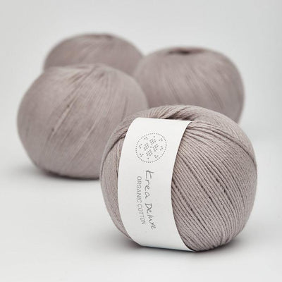 Organic Cotton Krea Deluxe Yarn No 19
