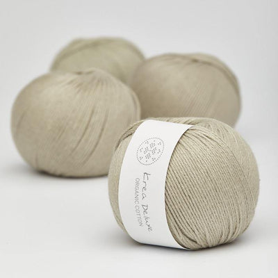 organic cotton krea deluxe yarn no 39