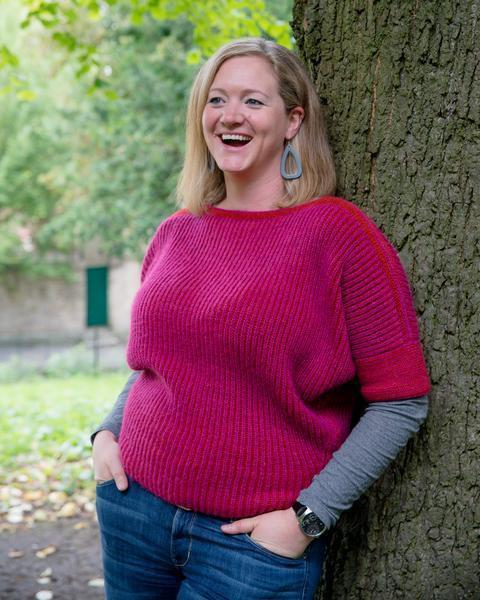 Paragon Jumper Pattern Walcot Yarns Knitting Pattern