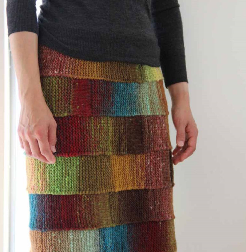 Pencil Skirt Pattern by Noro Noro Pattern