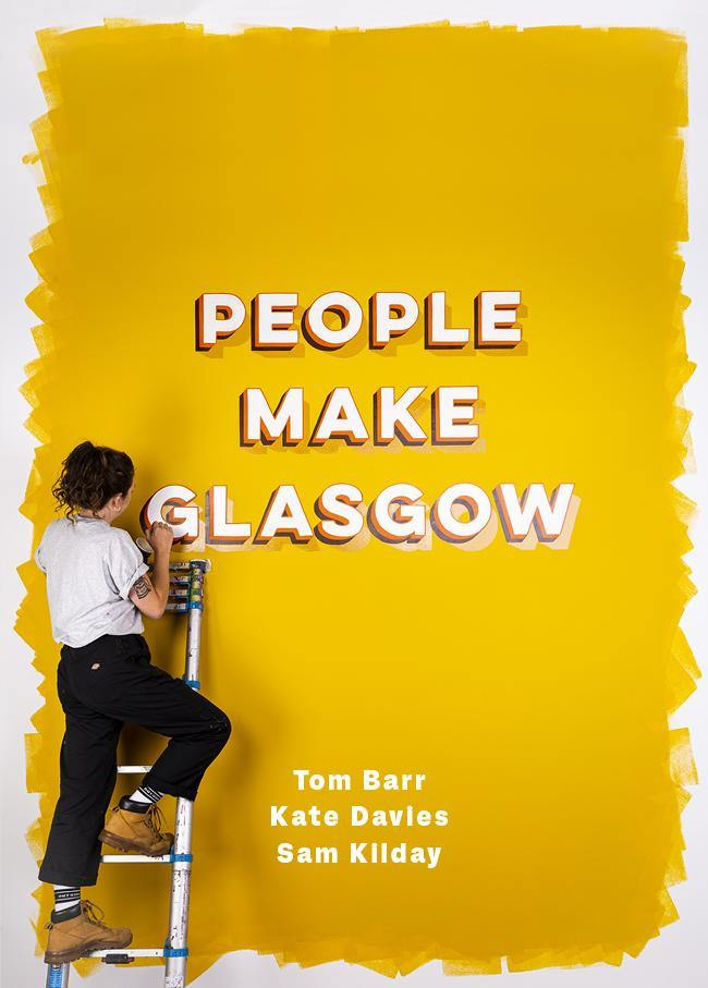 People Make Glasgow - Kate Davies Kate Davies Designs Book