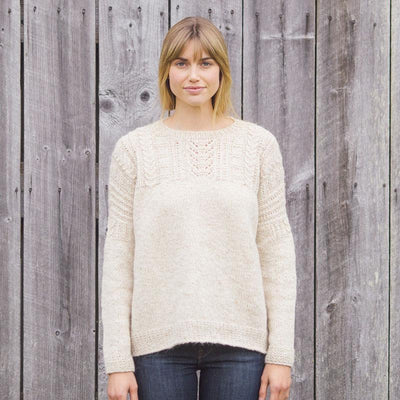 Plain And Simple: 11 Knits To Wear Every Day Quince & Co. Book