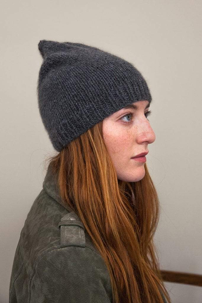 Pratt Hat Pattern by Clinton Hill Cashmere Clinton Hill Cashmere Pattern