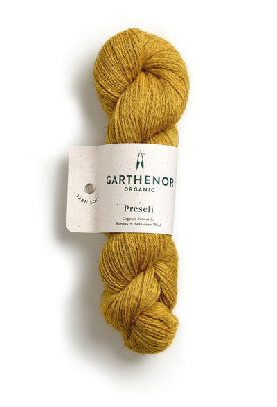 Preseli Garthenor Yarn Gorse