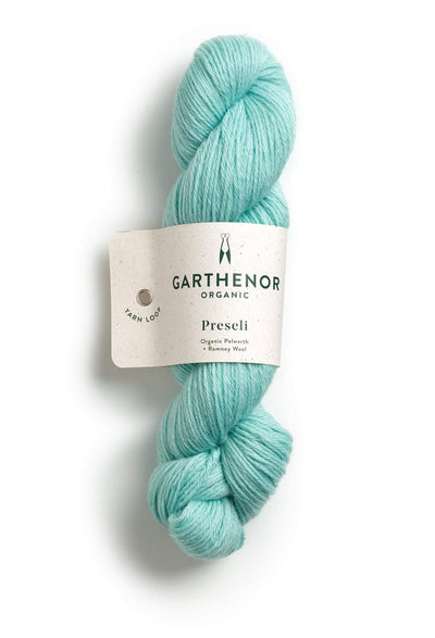 Preseli Garthenor Yarn Spearmint