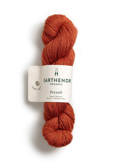 Preseli Garthenor Yarn Sycamore