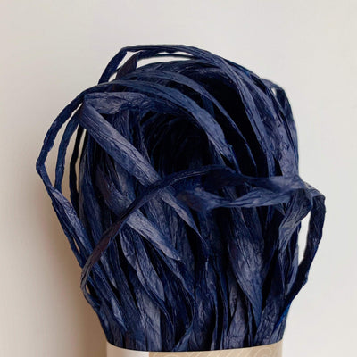 Rafia Adriafil Yarn Dark Blue 68