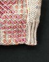 Reversible Embroidery on Stockinette with Carolyn Bloom tribeyarns Event
