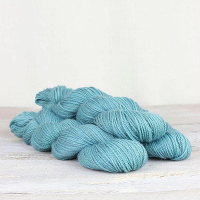 Road to China Light The Fibre Co Yarn Blue Tourmaline