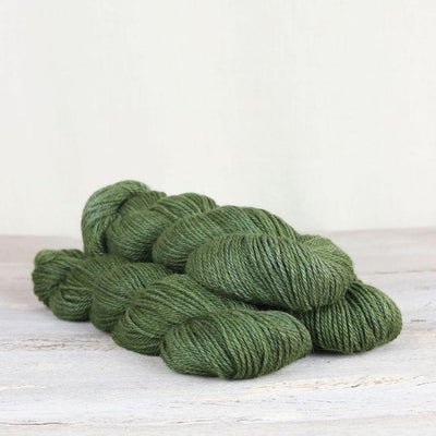 Road to China Light The Fibre Co Yarn Emerald