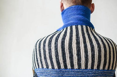 Royally Striped Cardigan Pattern Westknits Pattern