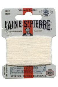 Sajou Laine St. Pierre Darning & Embroidery Thread/Wool Sajou Other Stuff 104-cream
