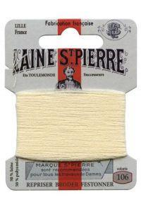 Sajou Laine St. Pierre Darning & Embroidery Thread/Wool Sajou Other Stuff 106-ceruse