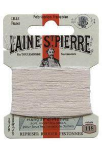 Sajou Laine St. Pierre Darning & Embroidery Thread/Wool Sajou Other Stuff 118-kaolin