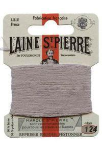Sajou Laine St. Pierre Darning & Embroidery Thread/Wool Sajou Other Stuff 124-pearl grey