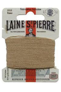 Sajou Laine St. Pierre Darning & Embroidery Thread/Wool Sajou Other Stuff 257-light beige