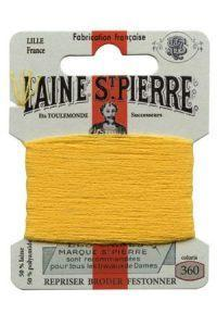Sajou Laine St. Pierre Darning & Embroidery Thread/Wool Sajou Other Stuff 360-gold