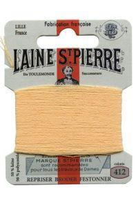 Sajou Laine St. Pierre Darning & Embroidery Thread/Wool Sajou Other Stuff 412-banana