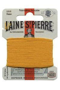 Sajou Laine St. Pierre Darning & Embroidery Thread/Wool Sajou Other Stuff 422-mustard