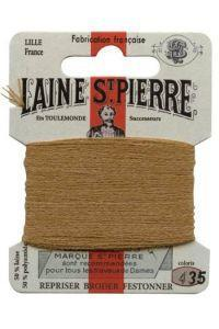 Sajou Laine St. Pierre Darning & Embroidery Thread/Wool Sajou Other Stuff 435-hazelnut