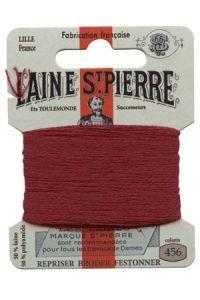 Sajou Laine St. Pierre Darning & Embroidery Thread/Wool Sajou Other Stuff 456-bordeaux
