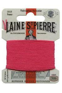 Sajou Laine St. Pierre Darning & Embroidery Thread/Wool Sajou Other Stuff 506-cherry