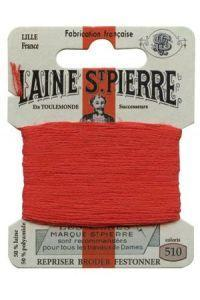 Sajou Laine St. Pierre Darning & Embroidery Thread/Wool Sajou Other Stuff 510-red