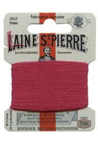 Sajou Laine St. Pierre Darning & Embroidery Thread/Wool Sajou Other Stuff 536-redcurrent