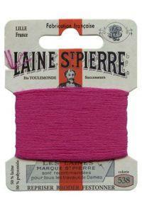 Sajou Laine St. Pierre Darning & Embroidery Thread/Wool Sajou Other Stuff 538-fuchsia