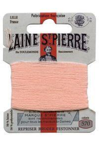Sajou Laine St. Pierre Darning & Embroidery Thread/Wool Sajou Other Stuff 570-salmon